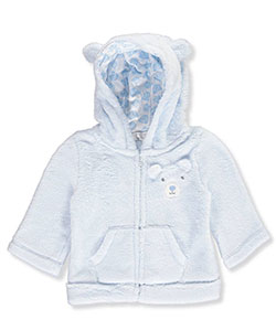 Quiltex Baby Boys' Plush Jacket - CookiesKids.com