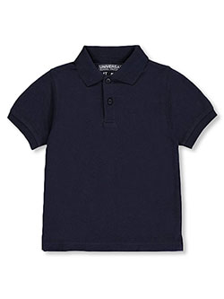 Universal Toddler Unisex S/S Pique Polo (Sizes 2T - 4T) - CookiesKids.com