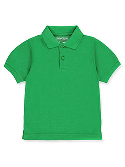 Universal Toddler Unisex S/S Pique Polo - CookiesKids.com