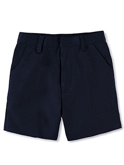Universal Unisex Flat Front Shorts (Sizes 2 - 7) - CookiesKids.com