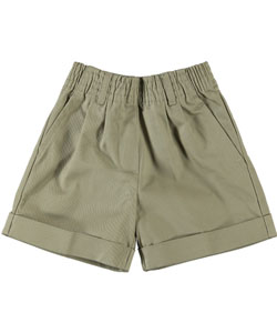 Universal Little Girls' Toddler Pleated Shorts (Sizes 2T - 4T) - CookiesKids.com