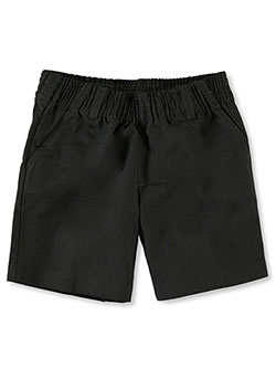 Universal Unisex Toddler Flat Front Shorts (Sizes 2T - 4T) - CookiesKids.com