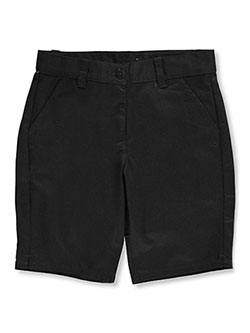 Universal Little Girls' Flat Front Shorts (Sizes 4 – 6X) - CookiesKids.com