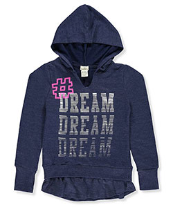 One Step Up Big Girls' Hoodie (Sizes 7 – 16) - CookiesKids.com