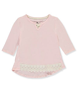 One Step Up Little Girls' Toddler Top (Sizes 2T – 4T) - CookiesKids.com