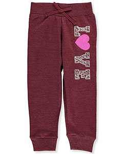 One Step Up Little Girls' Joggers (Sizes 4 – 6X) - CookiesKids.com