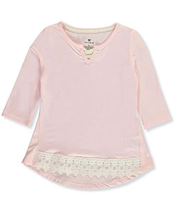 One Step Up Little Girls' Top (Sizes 4 – 6X) - CookiesKids.com