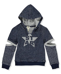 One Step Up Little Girls' Hoodie (Sizes 4 – 6X) - CookiesKids.com