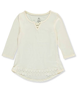 One Step Up Big Girls' Top (Sizes 7 – 16) - CookiesKids.com
