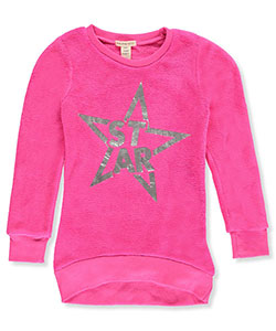 One Step Up Big Girls' Fleece Tunic (Sizes 7 – 16) - CookiesKids.com