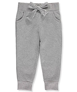 One Step Up Little Girls' Toddler Joggers (Sizes 2T – 4T) - CookiesKids.com