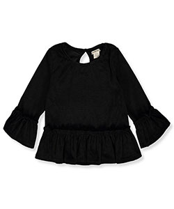One Step Up Big Girls' L/S Top (Sizes 7 – 16) - CookiesKids.com