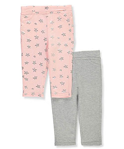 Colette Lilly Baby Girls 2-Pack Jeggings - CookiesKids.com