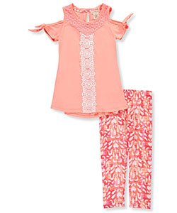 One Step Up Girls' 2-Piece Outfit - CookiesKids.com