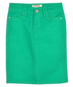 "No Fuze Big Girls' ""Beaumont"" Skirt (Sizes 7 – 16) - CookiesKids.com"
