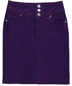 "No Fuze Big Girls' ""Bura"" Skirt (Sizes 7 – 16) - CookiesKids.com"