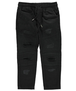 "Panyc Little Boys' ""Rip Panel"" Skinny Pants (Sizes 4 – 7) - CookiesKids.com"