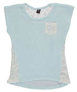 "Star Ride Little Girls' ""Open Pocket"" Top (Sizes 4 – 6X) - CookiesKids.com"