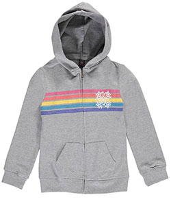 "Star Ride Big Girls' ""Star Love"" Hoodie (Sizes 7 – 16) - CookiesKids.com"