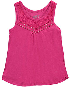 "Star Ride Big Girls ""Beaded Beauty"" Tank Top (Sizes 7 – 16) - CookiesKids.com"