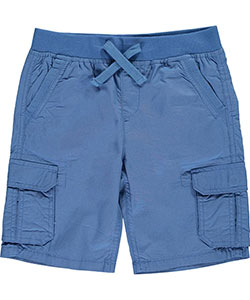 "Smith's American Little Boys' ""Poplin Cargo"" Shorts (Sizes 4 – 7) - CookiesKids.com"