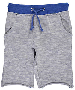 "Smith's American Little Boys' ""French Terry Cutoff"" Shorts (Sizes 4 – 7) - CookiesKids.com"