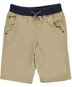 "Smith's American Big Boys' ""Rivet Pocket"" Shorts (Sizes 8 – 20) - CookiesKids.com"