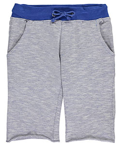 "Smith's American Little Boys' Toddler ""French Terry Cutoff"" Shorts (Sizes 8 – 20) - CookiesKids.com"
