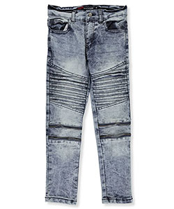 "Panyc Little Boys' ""Deckard"" Jeans (Sizes 4 – 7) - CookiesKids.com"