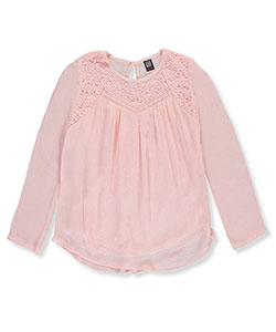 Star Ride Big Girls' L/S Top (Sizes 7 – 16) - CookiesKids.com