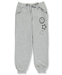 Star Ride Little Girls' Toddler Fleece Joggers (Sizes 2T – 4T) - CookiesKids.com