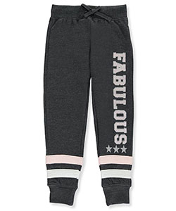 Star Ride Little Girls' Joggers (Sizes 4 – 6X) - CookiesKids.com