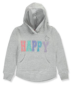 Star Ride Little Girls' Hoodie (Sizes 4 – 6X) - CookiesKids.com