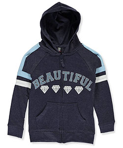 Star Ride Big Girls' Hoodie (Sizes 7 – 16) - CookiesKids.com