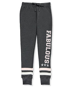 Star Ride Big Girls' Joggers (Sizes 7 – 16) - CookiesKids.com