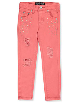 Star Ride Little Girls' Toddler Skinny Jeans (Sizes 2T – 4T) - CookiesKids.com