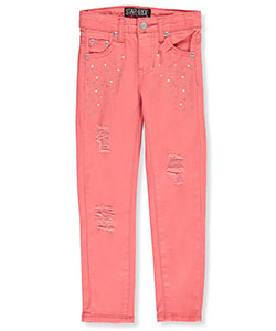 Star Ride Little Girls' Skinny Jeans (Sizes 4 – 6X) - CookiesKids.com