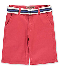 Smith's American Boys' Belted Shorts - CookiesKids.com