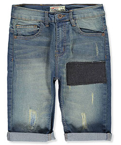 Smith's American Boys' Denim Shorts - CookiesKids.com