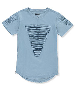 Panyc Boys' V-Neck T-Shirt - CookiesKids.com