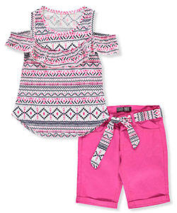 Star Ride Girls' 2-Piece Outfit - CookiesKids.com