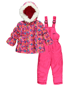 Weatherproof Baby Girls'