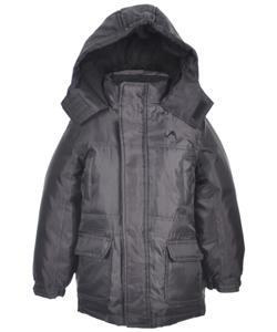 "Vertical '9 Little Boys' Toddler ""Winter Stone"" Insulated Jacket (Sizes 2T – 4T) - CookiesKids.com"