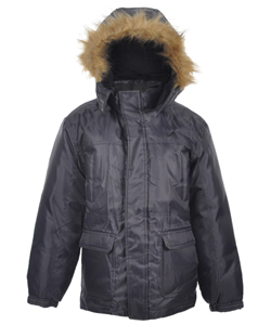 "Vertical '9 Little Boys' ""Winter Stone"" Insulated Jacket (Sizes 4 – 7) - CookiesKids.com"