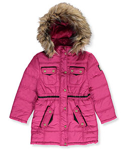 Rocawear Big Girls' Insulated Parka (Sizes 7 – 16) - CookiesKids.com