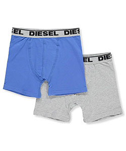 Diesel Boys' 2-Pack Boxer Briefs - CookiesKids.com