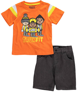 Trukfit Little Boys' Toddler