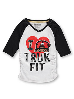 Trukfit Little Girls'