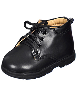 "Tendertoes ""Burke"" Oxford Boots (Infant Boys Sizes 2 – 6) - CookiesKids.com"