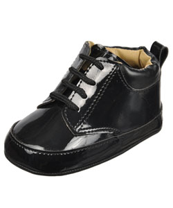 "Tendertoes ""Mel"" Booties (Infant Boys Sizes 1 – 4) - CookiesKids.com"
